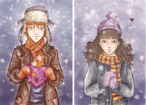 Ron-x-Hermione Blog | DeviantArt