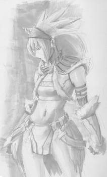 Kirin character