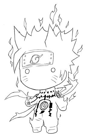 Naruto chibi doll by kevinraganit on deviantart for Chibi naruto coloring pages