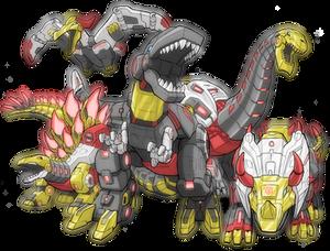 Dinobots Roar