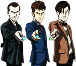 Doctor Who 9 10 11