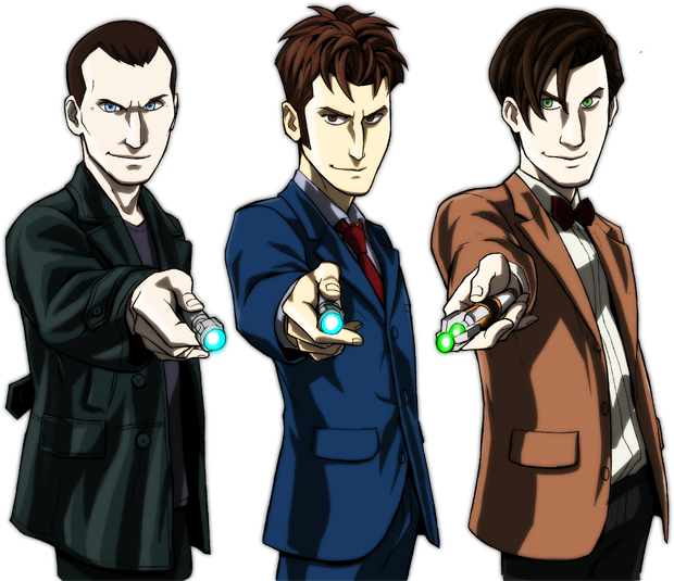 Doctor Who 9 10 11 by KevinRaganit