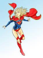 Supergirl new52 by KevinRaganit
