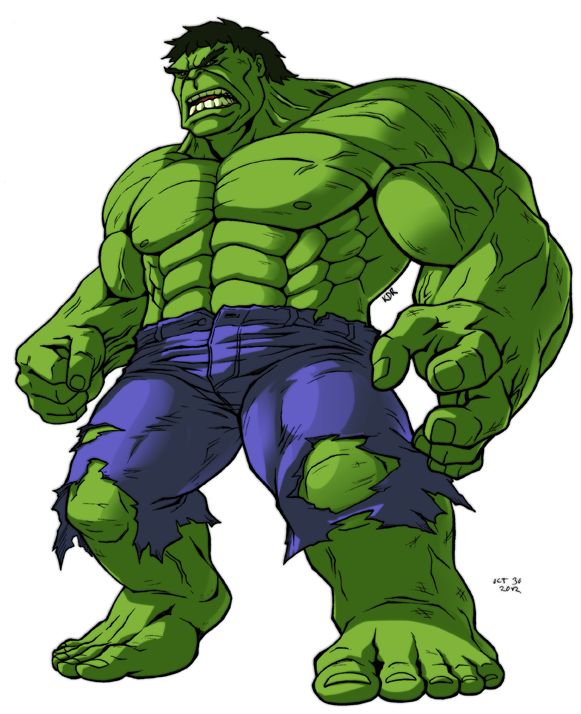 Hulk by KevinRaganit on DeviantArt