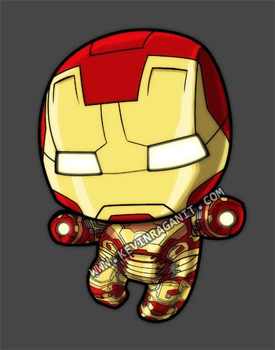 Lil Ironman 42 by KevinRaganit