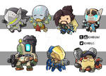 Tiny Overwatch Group 02
