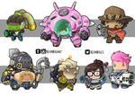 Tiny Overwatch Group 03