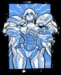 Overwatch Pharah Knuckles