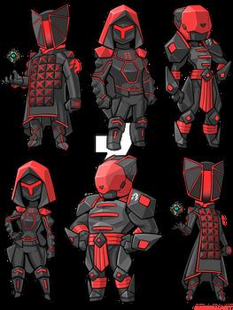 Destiny Siva Raid Armor