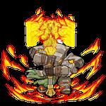 Destiny Titan Battle Axe