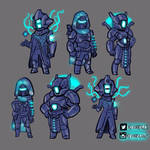 Destiny Age of Triumph Vault of Glass Armor Sets