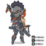 Blackwatch Genji Overwatch Insurrection