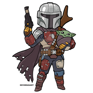 Mandalorian And The Kid