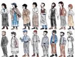 Edwardian Working class 1