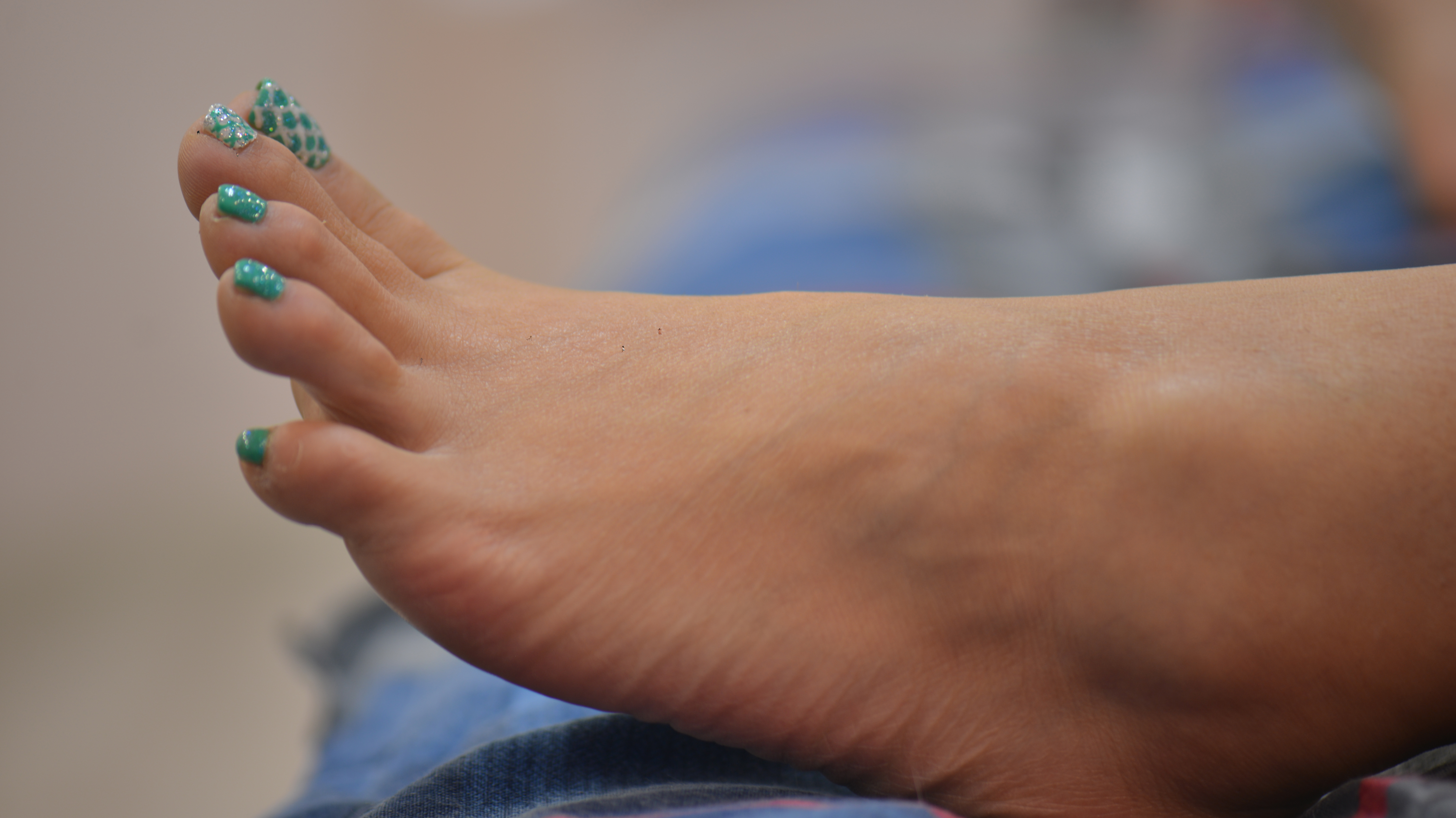 Embedded in foot 🏷️ something Montreal Neighborhood