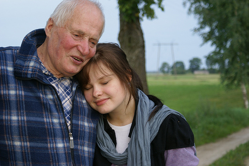 Grandfather by DMAnnie