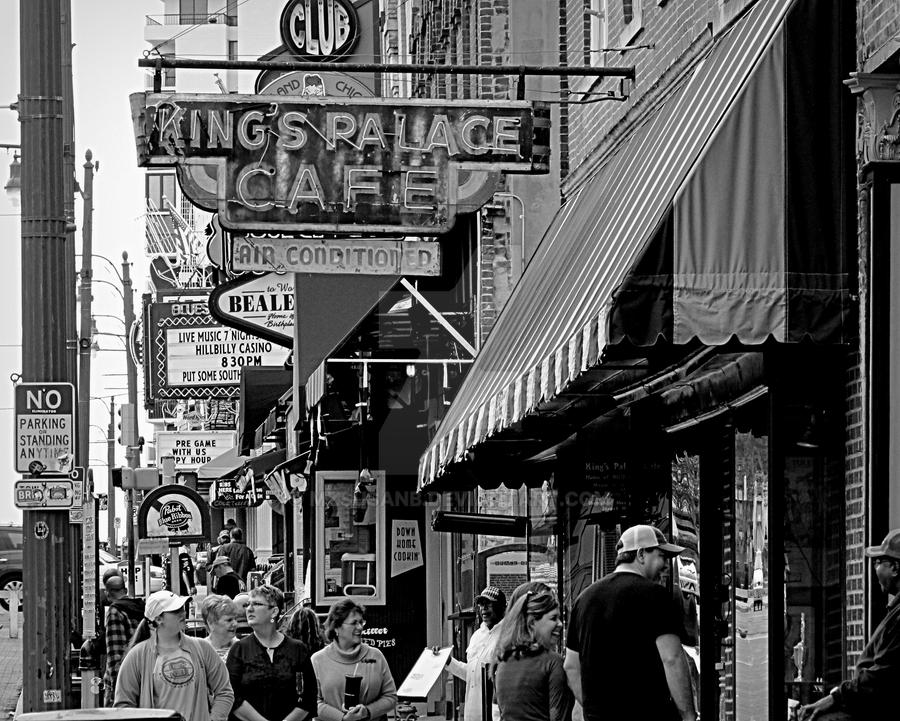King's Palace-Beale Street by MzSusanB