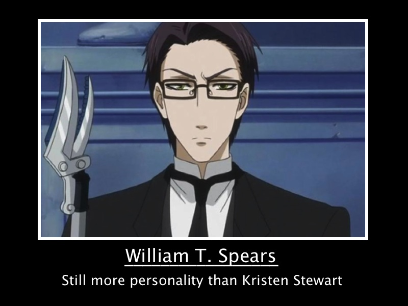William T. Spears by MarieDRose on DeviantArt