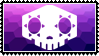 Sombra OverWatch Stamp by MaruU13