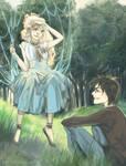 Harry and Luna. Summer