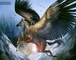 Pegasus + Vulture
