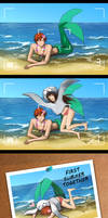 707 and MC First summer together