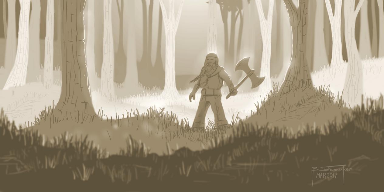 Tree Hunting by bschu