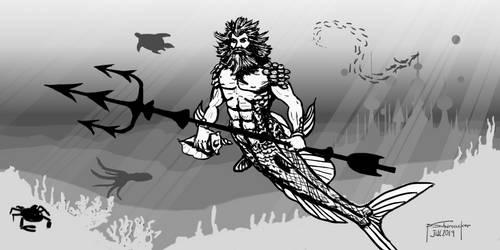 Triton - Drawing