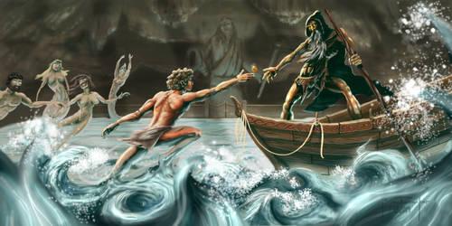 Charon - Ferryman to Hades