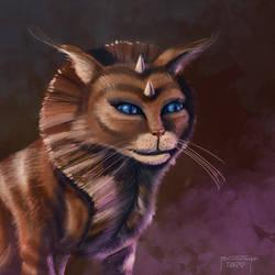 Sacred Cat II