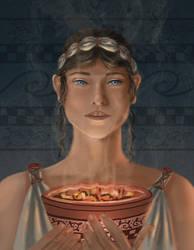 Priestess by bschu