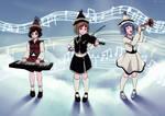Touhou - Ensemble Fantomarmonique