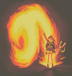 Golden Sun - Jenna Attacks