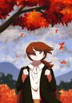 OC - Autumn by Velkia