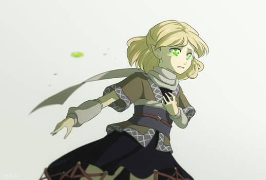 Touhou - Green-Torn Love
