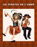 OC - Les pirates de l'amer by Velkia