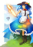 Touhou- Celestial Angel