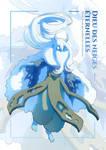 OC - God of Eternal Snow
