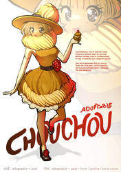 Adoptable - Chouchou [OPEN]
