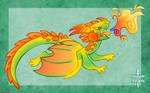 Dragon Puff Adopt - SOLD