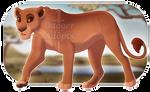 Lioness Adopt - CLOSED
