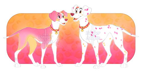 Dog Adopts - 1/2 OPEN