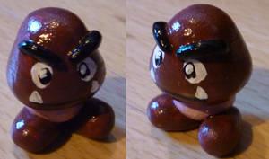 Goomba Figurine