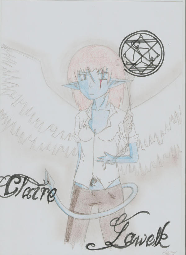 Laro's galery Claire_by_claire_lawelk-d3aolzx