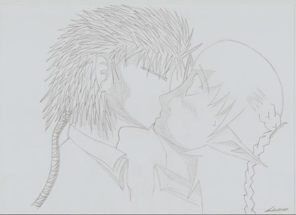 Laro's galery Stolen_kiss_by_claire_lawelk-d3brqfg