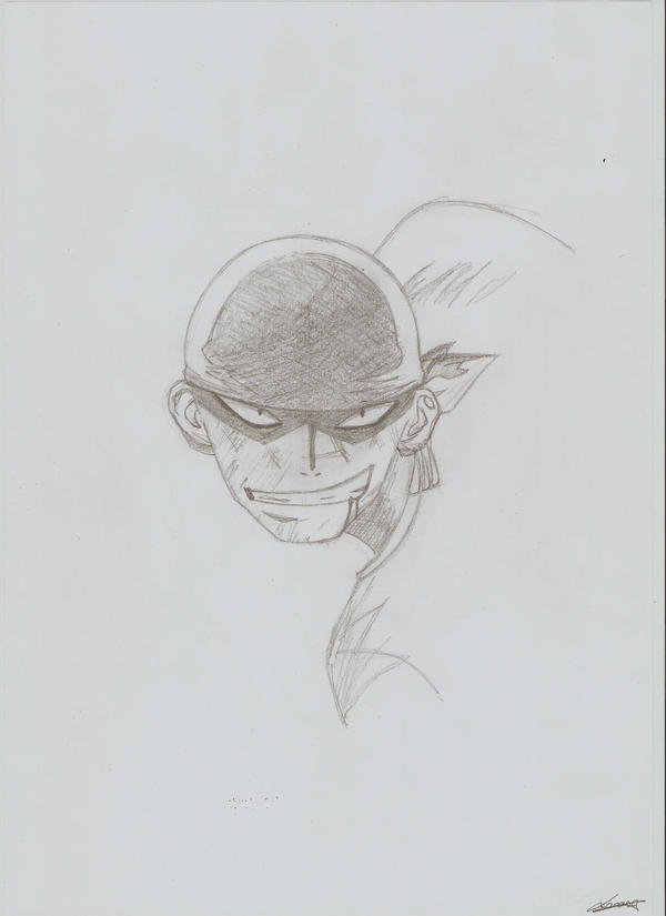 Laro's galery Zoro__head_only__by_claire_lawelk-d3fn3fm