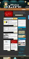 WebyLife - Wordpress Theme