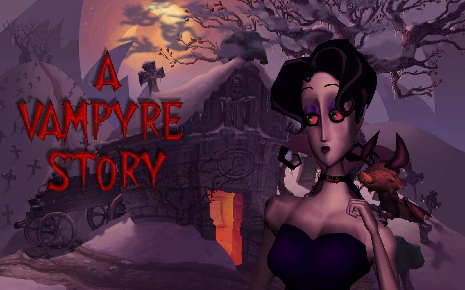 Vampire story?