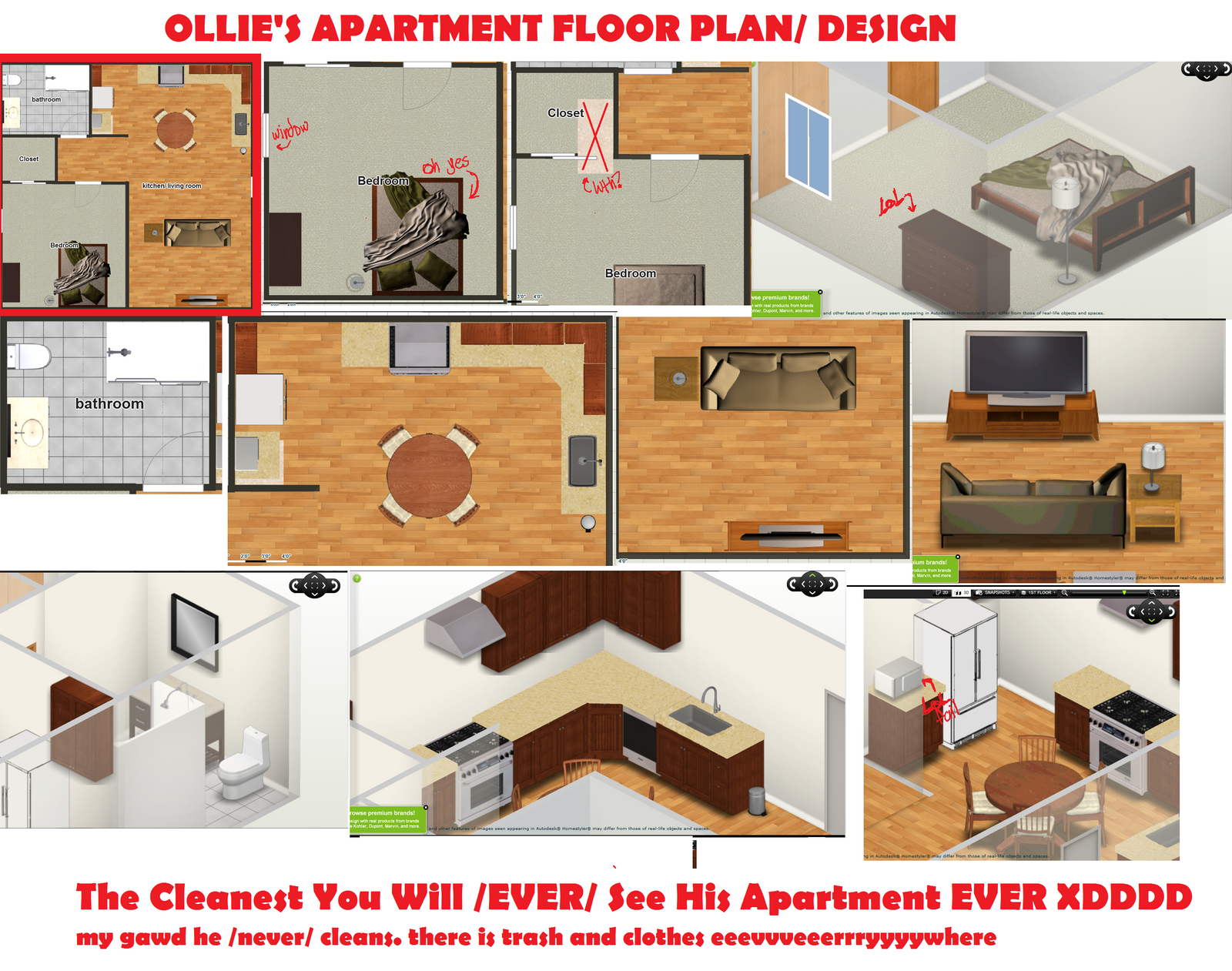 Ollie 39 s apartment floorplan by avakados on deviantart for Homestyler login