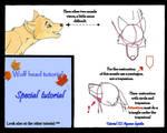 Special wolf head tutorial